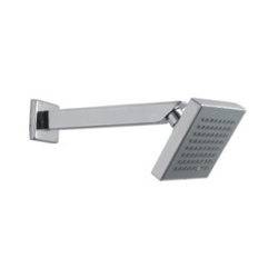 Square A-Star with 9 inch Arm Shower