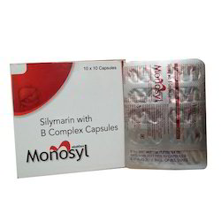 Silymarin 70 MG with B-Complex Capsule