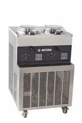 Live Ice Cream Batch Freezer MVX-2