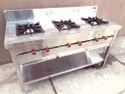 Indian Cooking Range Three Burner