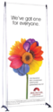 Collapsible Banner Stands