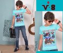Boys Half Sleeve T Shirt
