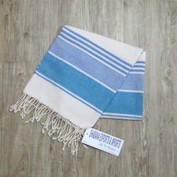 Turkish Cotton Towel Tele Maro