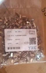 100 pieces Crystals 16.9344MHz 18pF