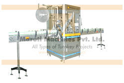 High Speed Beverages Packaging Plant