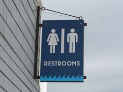 Public Sign