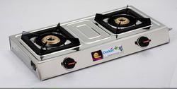 SS 2 Burner Cooking range