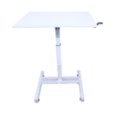 Single Stand Manual Height Adjustable Table