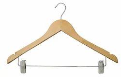 Wooden Hanger - Botten Clip Hanger