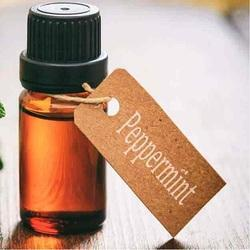 Peppermint Oil (Mentha piperita)