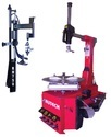Automatic Tyre Changer with HELPER ARM