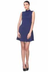 One Piece Little Blue Dress