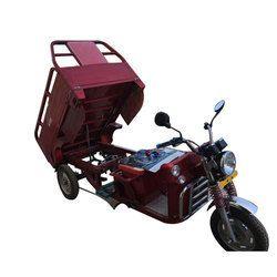 Loader E-Rickshaw