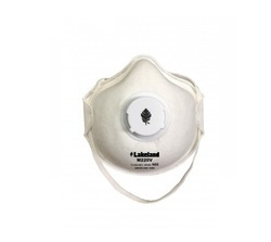 N95 Filer Mask with Adjustable Nose Clip and Head-Strap Valve Particulate Respirator