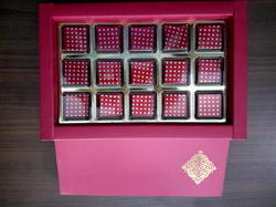 Pink Chocolate Box