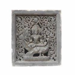 Marble Kartikeya Statue