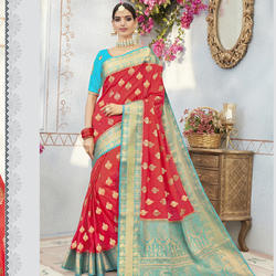 DESIGNER FANCY EMBROIDERY SAREES