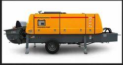 Putzmeister Trailer Pump Repair Services