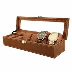 06 - Brown Watch Case