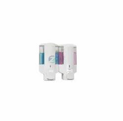Twin Manual Soap Dispenser