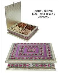 Gujarat Handicraft Ahmedabad Manufacturer Of Dry Fruit Box And