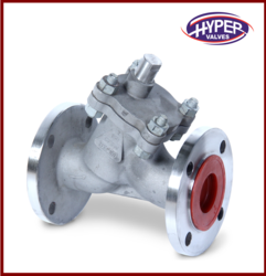 Cast Steel Strainers