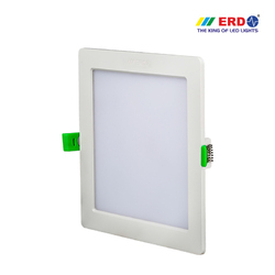15W Slim LED Square Downlight