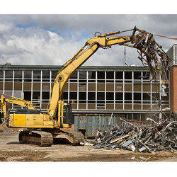 Factory Dismantling Services