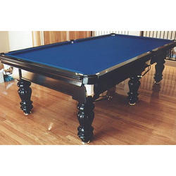 Designer Pool Table with China Ball Set