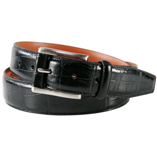 5cdd91a0e Leather Belts. Casual   Formal - Italian Leather Belt With Stitching ...