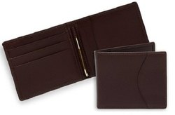 Wallet With Money Clip Inside