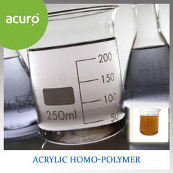 Acrylic Homo-Polymer