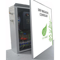 Automated Drip Irrigation Controller