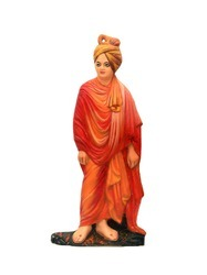 Swami Vivekananda Wall Hanging- In Standing Position