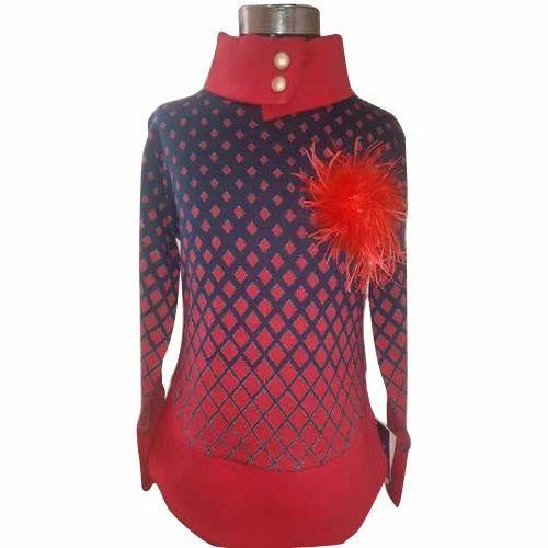Girl Sweater Fancy Girl Sweater Manufacturer From Ludhiana