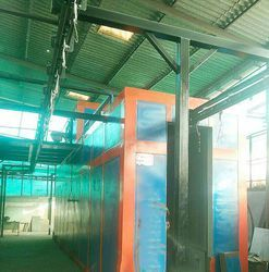 Powder Coating Conveyor Oven