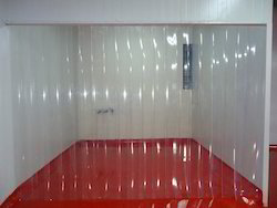 Pvc Strip Curtain Transparent Pvc Strip Curtains