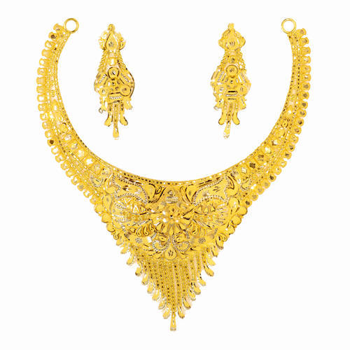 sone gold sets necklace jewellery wedding proddetail ka har set indian