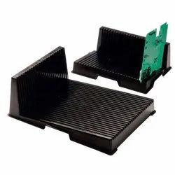 Conductive L Shape PCB Rack