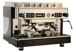 Double Group Coffee Machine