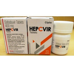 Hepcvir 400 Tablet