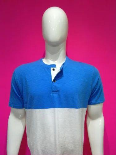 Mens Henley T-Shirt