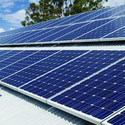 Electric Solar Panel