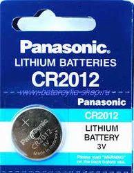 Panasonic CR 2012 Batteries