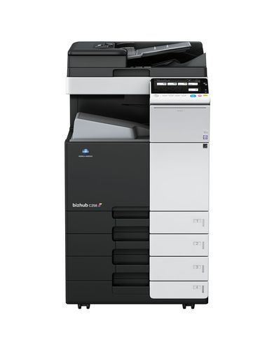 Konica Minolta Multiple Function Bizhub Photocopy Machine