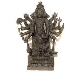 Dashavatar Statue