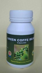 Green Coffee Bean Extract Capsule