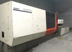 550 Ton Meiki Used Injection Molding Machine