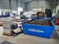 Thin Sheet CNC Plasma Cutting Machine