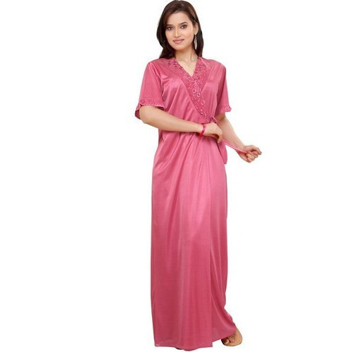 1ecd304159c1 Ladies Nightwear - Pink Nightgowns Manufacturer from Bahadurgarh